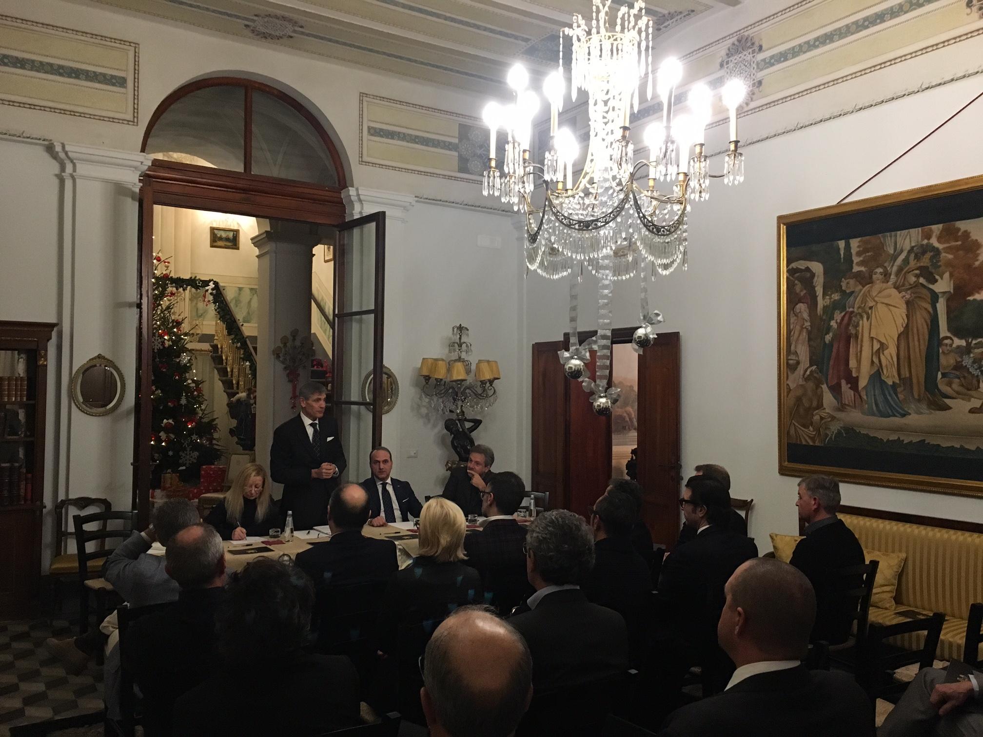 Riunione Consiglio Direttivo – Prato 13 dicembre 2016 – (15-12-2016)