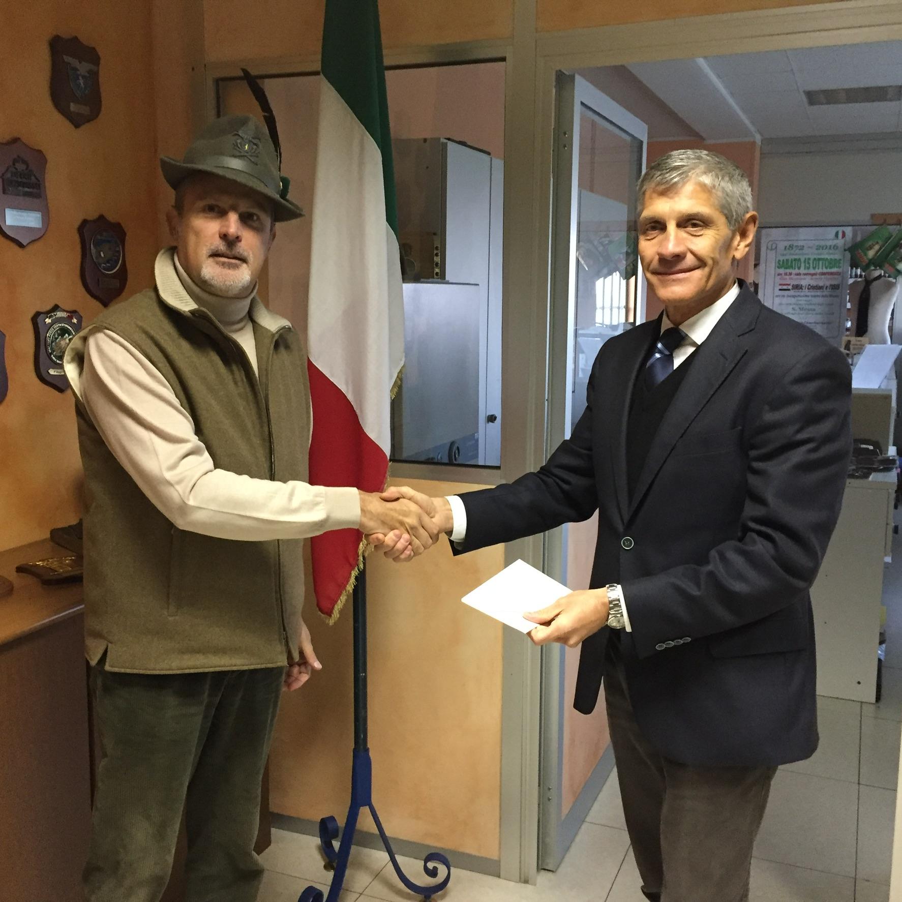 Raccolta fondi terremoto Centro Italia